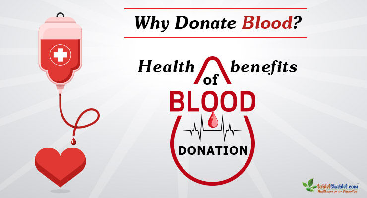 Health benefits of Blood Donation