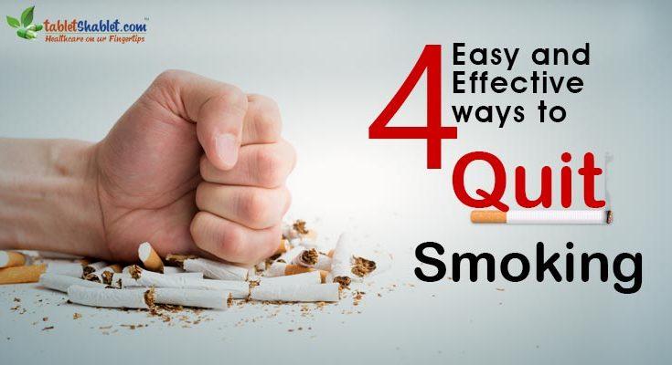 Effective Ways to Quit Smoking