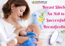 Breast Shields for breastfeeding