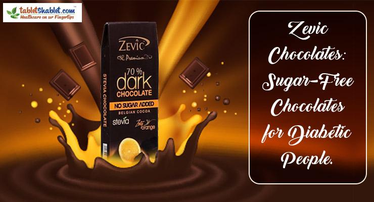 Sugar-Free Chocolates for Diabetic People