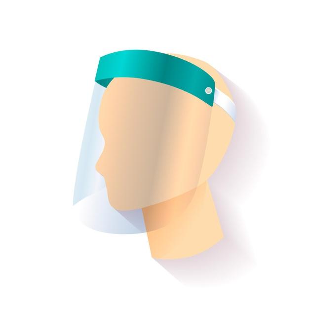 Face Shield for Coronavirus Protection