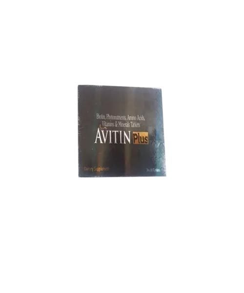 Avitin Plus Tablet