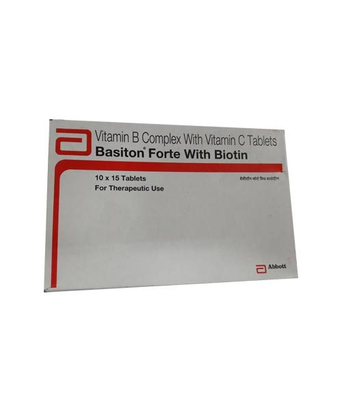Basiton Forte With Biotin Tablet