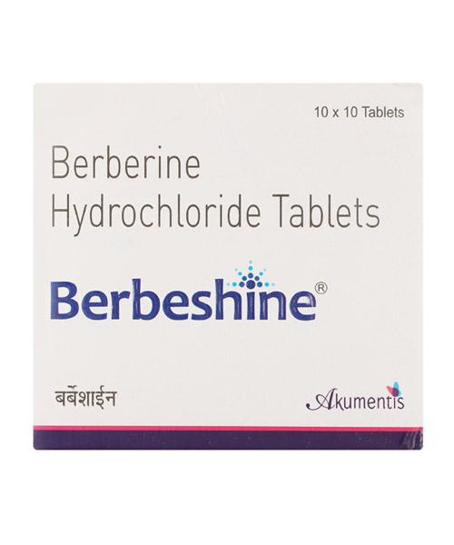 Berbeshine-Tablets