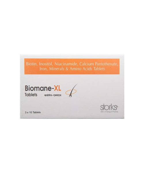 Biomane XL Tablet