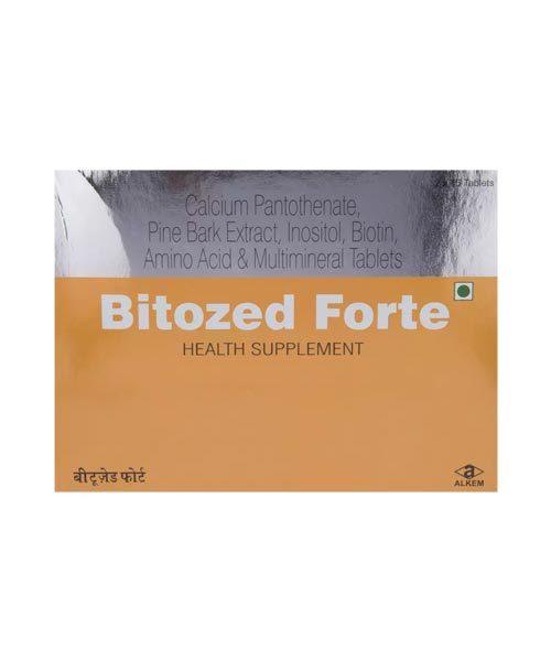 Bitozed Forte Tablet 15 S