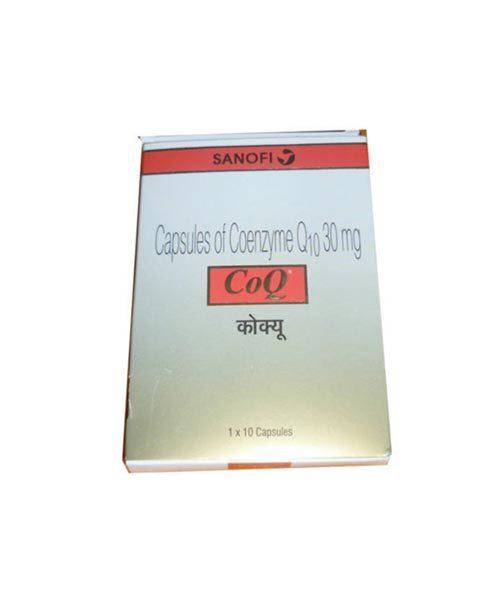 COQ 30MG Capsule