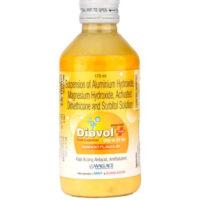 Diovol Plus Forte Suspension Mango