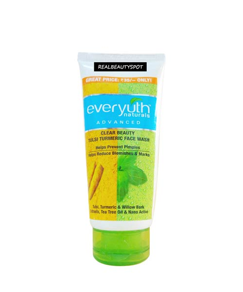 Everyuth-Natural-Tulsi-Turmeric-Face-Wash-50-G