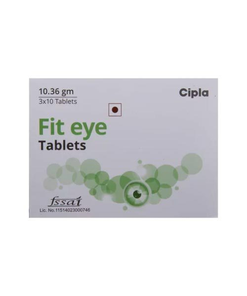 Fit Eye Plus Tablet