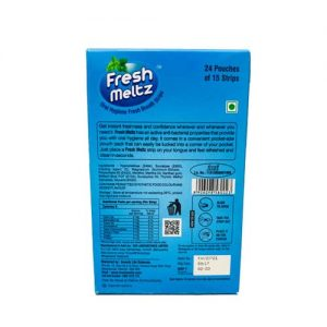 Buy Freshmeltz Oral Hygiene