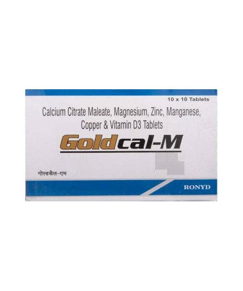 Goldcal-M-Tablet