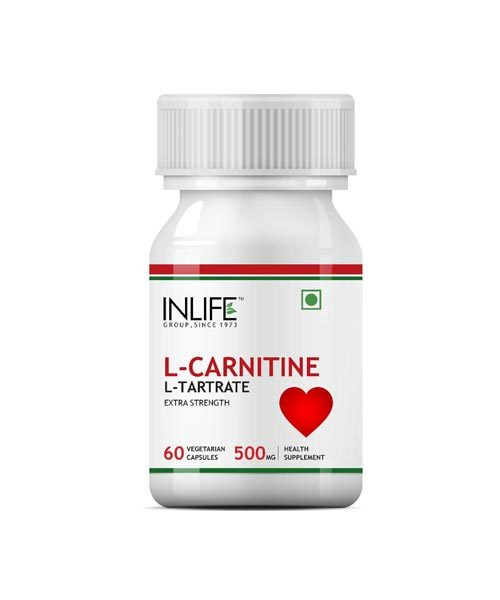 Inlife L Carnitine L Tartarate