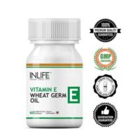 Inlife Vitamin E 400 IU Wheat Germ Oil