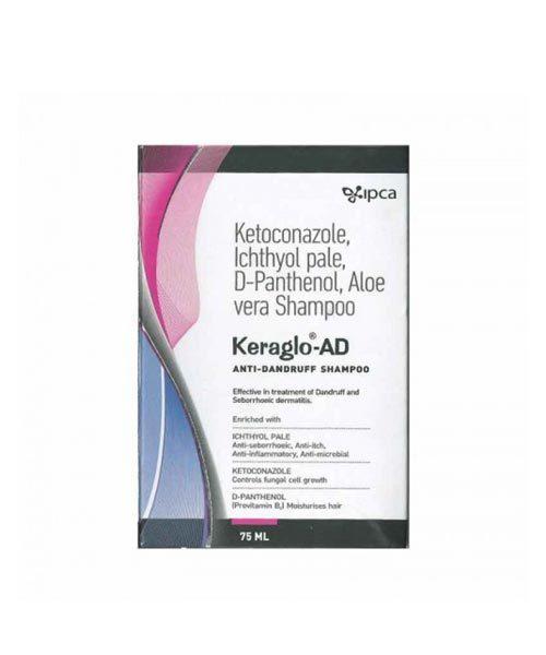 Keraglo Ad Shampoo 75 ML