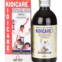 Kidicare Plus Tonic 200 ML