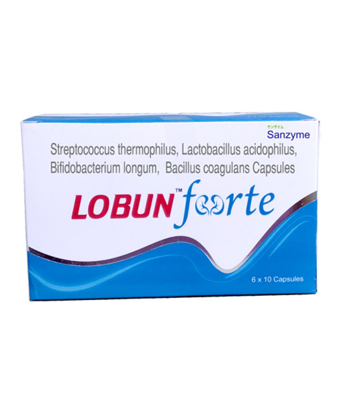 LOBUN-FORTE-CAPSULE