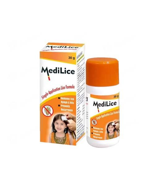Medi lice Lotion 30 GM