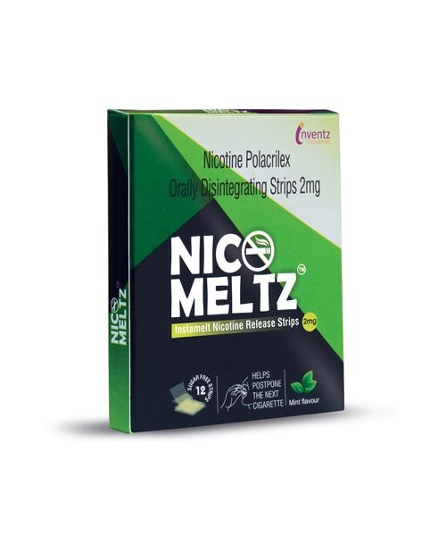 Nicomeltz Anti Smoking Strips 13 Boxes 156 Strips