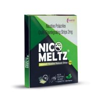 Nicomeltz Anti Smoking Nicotine Strips 3