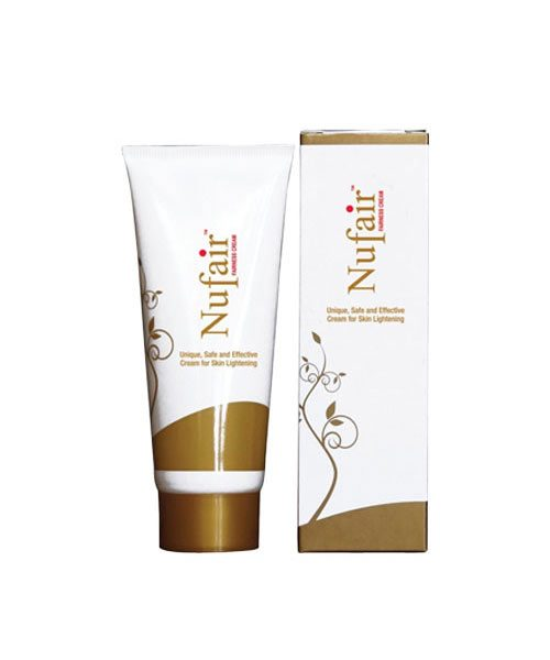 Nufair fairness cream 50 gm
