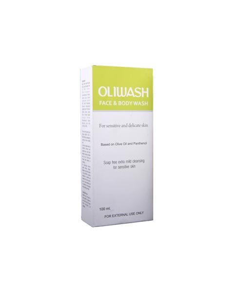 Oliwash Face Body Wash 100 ML