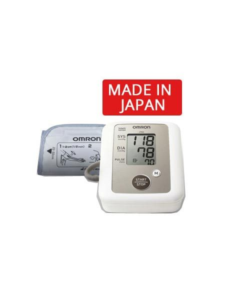 Omron Blood Pressure Monitor Upper Arm HEM 7200 AP3(JPN1)