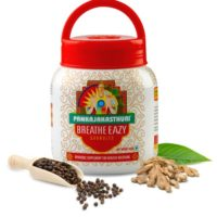 PANKAJA KASTHURI BREATHE EAZY POWDER 400 GM