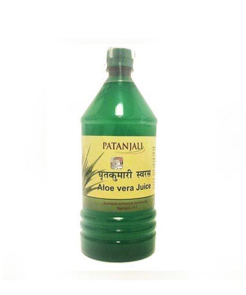 Patanjali Aloevera Juice 1Ltr [PLAIN]