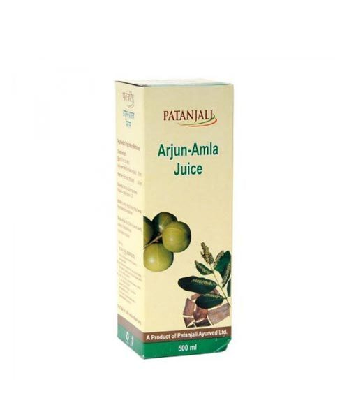 Patanjali Arjun Amla Juice 500-ML