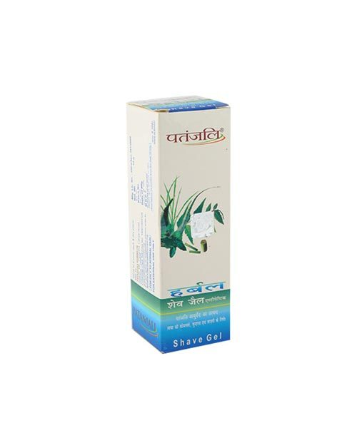 Patanjali Herbal Shave Gel