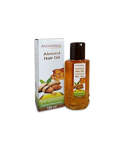 Patanjali-Siddhi-Enterprises-Almond-Hair-Oil-(100-ml)