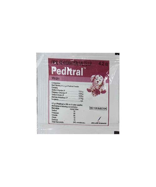 Peditral Sachet 4.2-GM