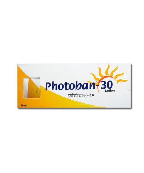 Photoban 30 Lotion 60 ML