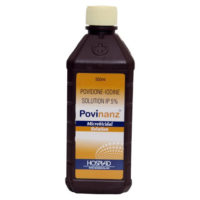 Povinanz 5% Solution 500 ML