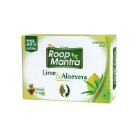 Roop Mantra Lime Alovera Soap