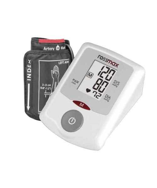 Rossmax Automatic Digital Blood Pressure Monitor Upper ARM (AV151)