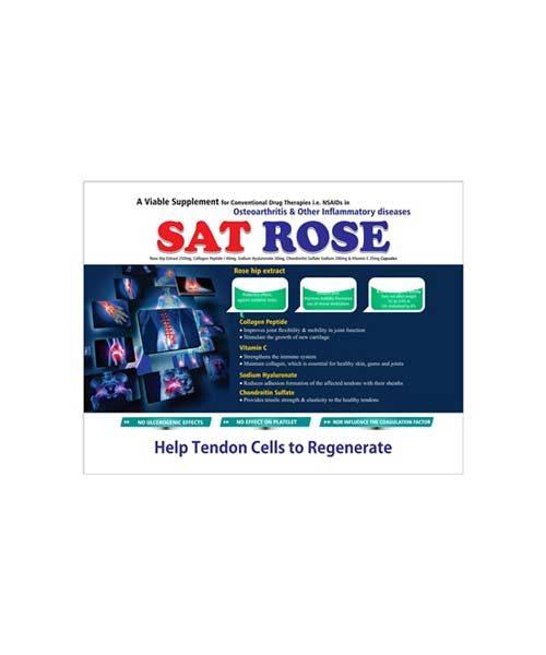 Sat Rose Capsule