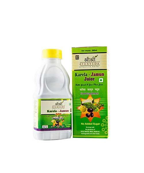 Sri Sri Ayurveda Karela Jamun Juice 500 ML