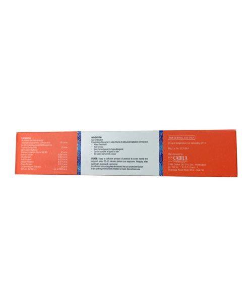 Sunclip Sunscreen Cream 50 GM