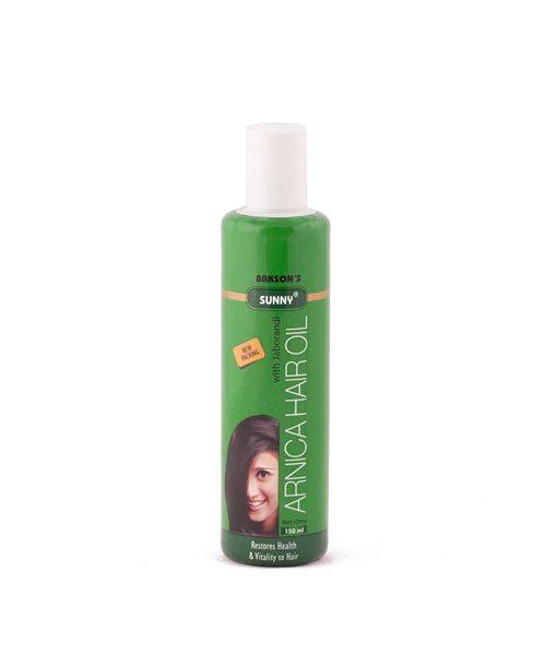 Sunny Arnica Hair Oil 150 ML