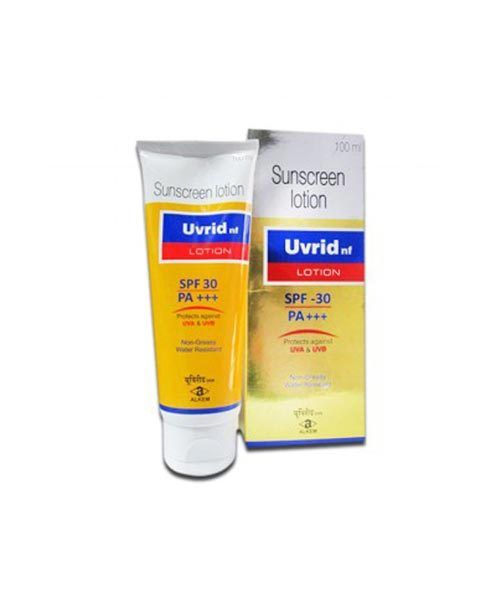 Urvid NF Lotion 100 ML