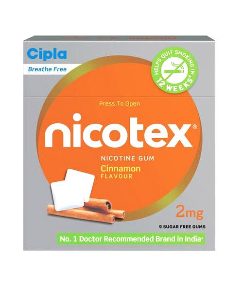 nicotex-chewing-gum