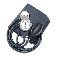 Rossmax Sphygmomometer Aneroid Type With Stethoscope