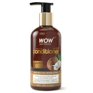 WOW Coconut Milk Conditioner