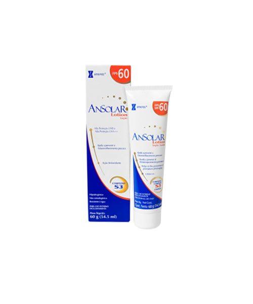 Ansolar Lotion SPF 60