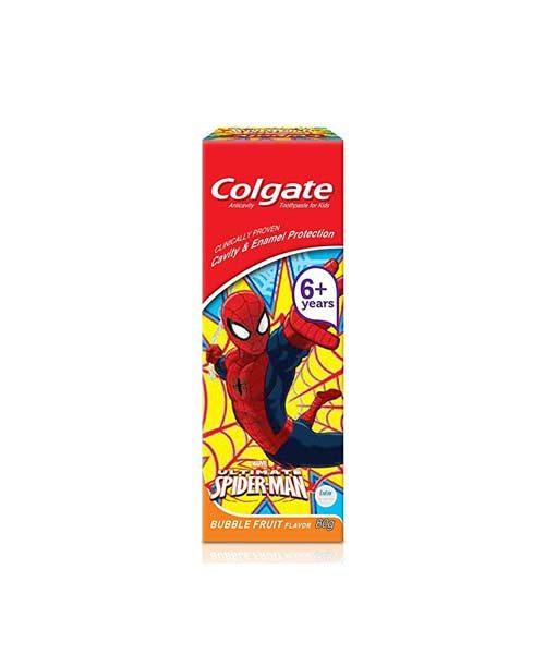 Colgate Kid Spiderman Paste 80G