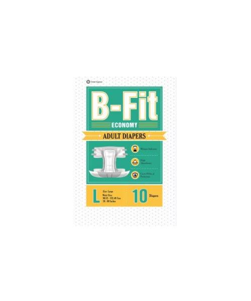 Friends-B-Fit-(Economy)-Diaper