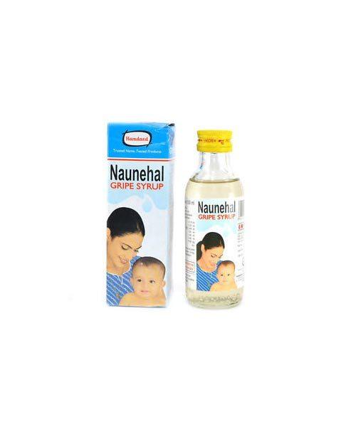 Hamdard Naunehal Gripe Syrup 200 ML