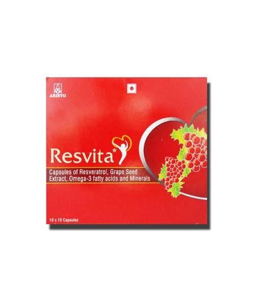 Resvita Capsules